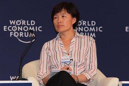 图文:气候集团大中华区董事吴昌华