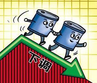 成品油价下调