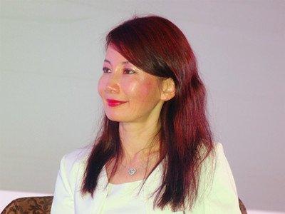 图文:在华跨国企业的新挑战环节孙洁发言