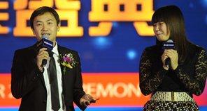 """万科集团副总裁毛大庆现场演唱""""2012是真的"""""""