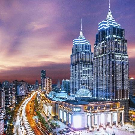 遇见·Front玩·出SE!Front眼镜上海环球港店开业
