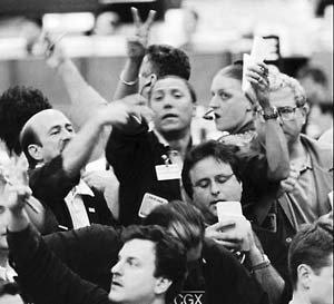 组图:资本市场20年人物之金岩石