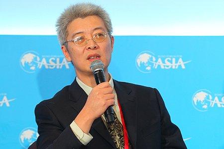 图文:新华社首席经济分析师陆晓明