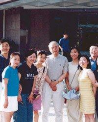 2001-6与2001届毕业班同学