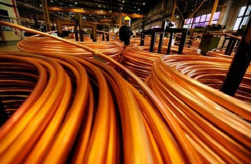 铜触及一周低位 对美国增加基建开支预期减弱