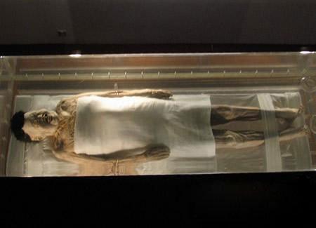 世界最惊艳的不朽女尸