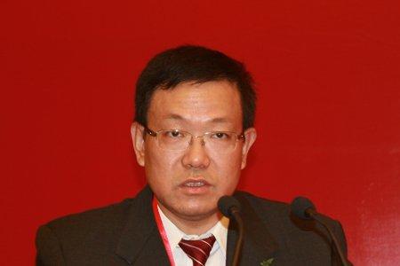 图文:中国华融资产管理公司党委副书记郑万春