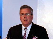 第43届美国佛罗里达州州长 约翰.艾理斯.布什