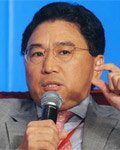 德意志银行亚洲区投资银行部主席、中国区企业及投资银行主管蔡洪平