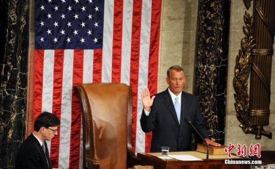 美国会同白宫有望达成预算协议 避免国债违约