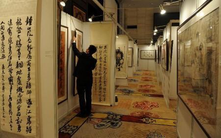 以艺术品拍卖之名非法吸存2.5亿