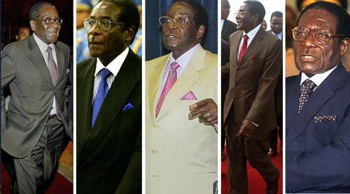 看各国政要着装:卡斯特罗爱军装 内贾德不打领带