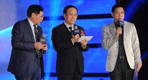 高培勇上台宣布2012《拆弹》即兴发挥奖获奖者