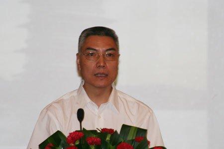 图文:南方报业传媒集团副总编辑王更辉
