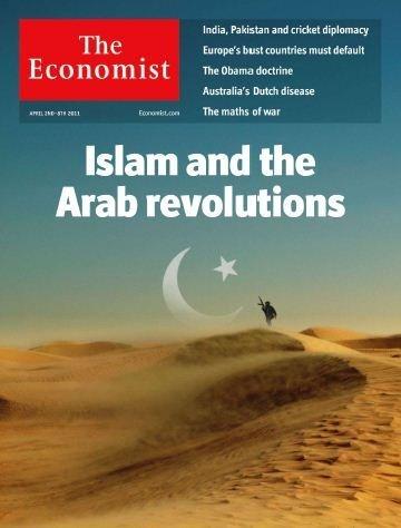 《经济学人》:阿拉伯和伊斯兰的革命