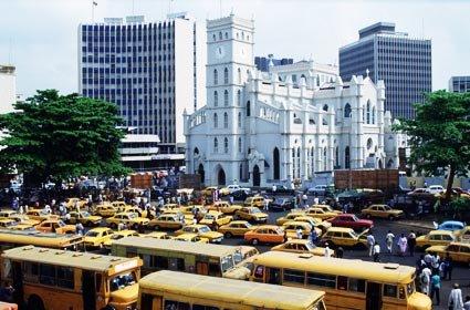 拉各斯机场_尼日利亚首都拉各斯
