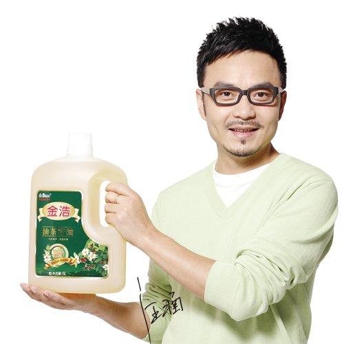 金浩茶油邀请汪涵代言 强化品牌建设