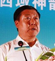 中国农业银行新疆分行、兵团分行党委书记、行长张阿宝