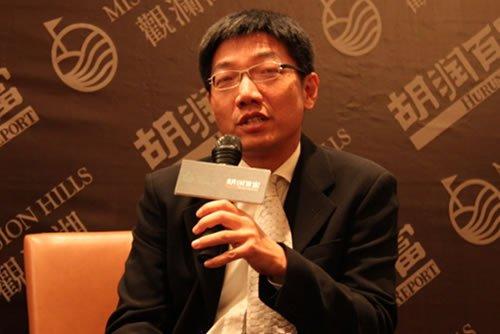 图文:中信银行总行信用卡中心副总裁王宁桥