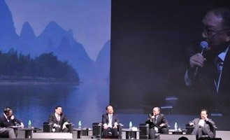 中国企业踏足世界舞台全景图
