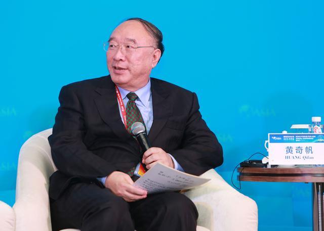图文:重庆市市长黄奇帆