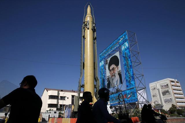 伊朗美国_美国扩大对伊朗制裁 宁波一家中企在列