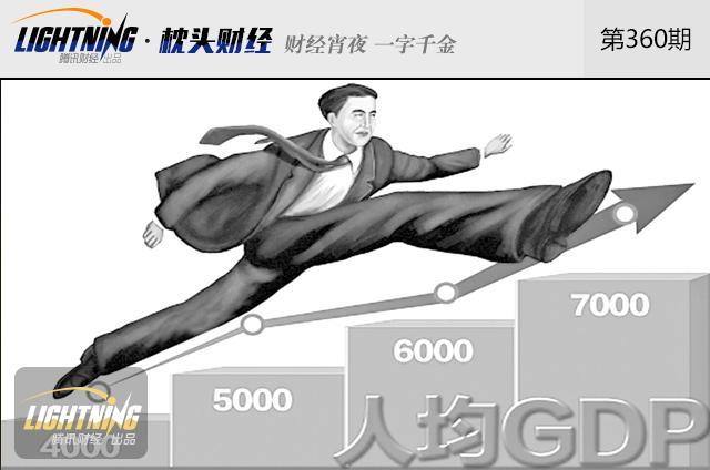2011山东人均gdp_中国人均GDP已经超过5万元,你被平均了没?