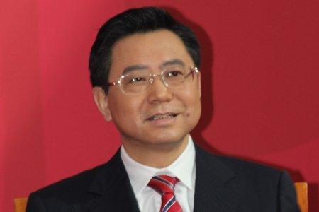 图文:湖南广播电视台台长吕焕斌
