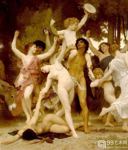 人体艺术有那些网站_让一切都黯然失色的油画人体艺术