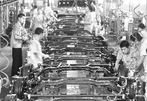 中国钢研研制第三代汽车钢 成本比普通钢高5%