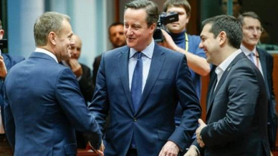 """欧盟峰会存严重分歧 英首相就""""脱欧""""谈判力辩"""
