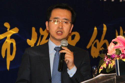 图文:海航事业投资公司总裁徐志豪