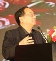 第十届全国人大副委员长 蒋正华