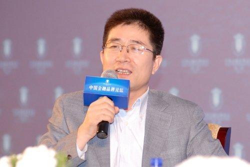 图文:复旦大学教授、博导范秀成在论坛上发言