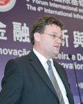 汇丰银行项目和出口融资部执行董事 Jonathan Drew