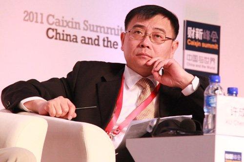 图文:高盛投资管理部中国副主席哈继铭