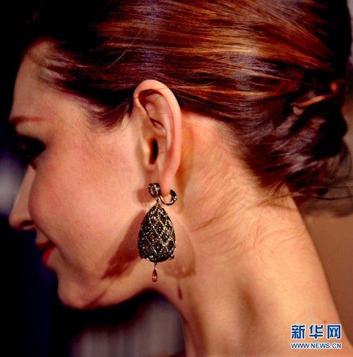 第29届香港国际珠宝展开幕(组图)