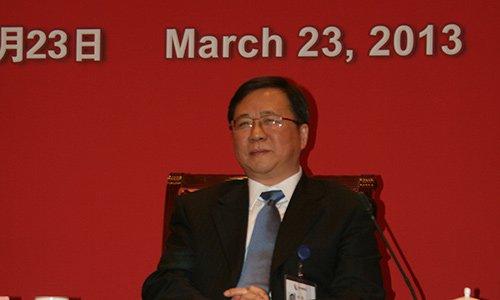 图文:中国海洋石油总公司总经理杨华
