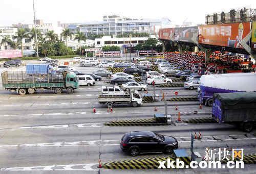 广深高速15年收300亿 交通部门谈何改革