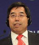 中国国家统计局局长 马建堂