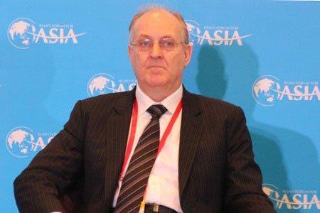 图文:标准普尔全球首席经济学家Paul SHEARD