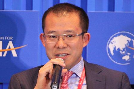 图文:腾讯公司总裁刘炽平