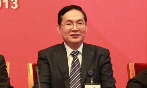 图文:神华集团总经理张玉卓