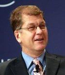 """新美洲基金会""""美洲战略计划""""负责人 Steven Clemons"""