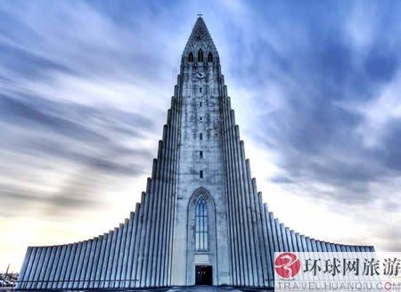 世界上最独特的十座教堂(组图)