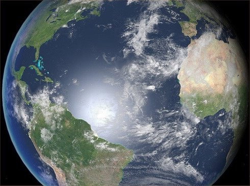 地球内部结构 波