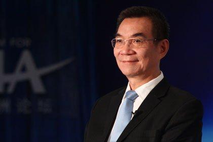 图文:原世行高级副行长林毅夫