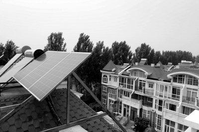 光伏发电遭遇卖电难 30年才能收回成本