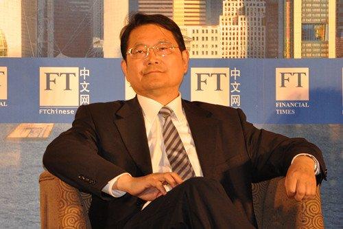图文:上海市人民政府特聘咨询专家王世豪