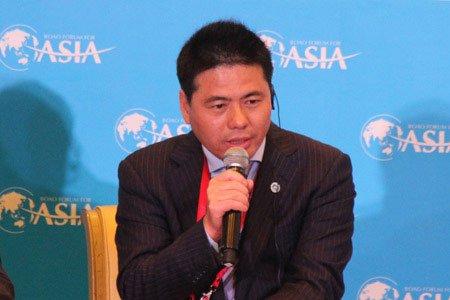 图文:远东控股集团有限公司董事局主席蒋锡培